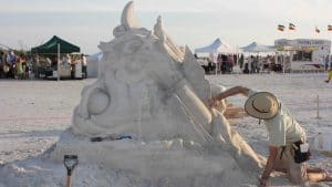 Southwest Florida Sandsculpture