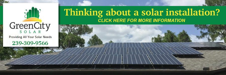 Southwest Florida - Green City Solar