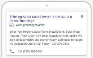 Green City Solar Link